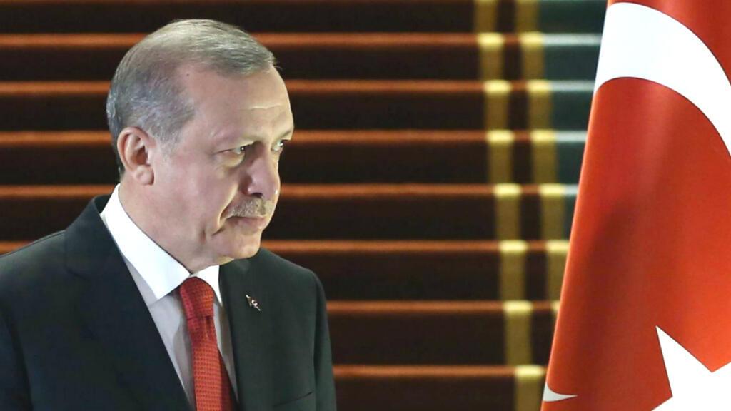 Le président turc Recep Tayyip Erdogan consolide son pouvoir en Turquie.