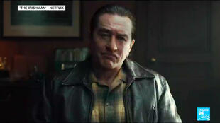 """The Irishman"" sort sur Netflix"