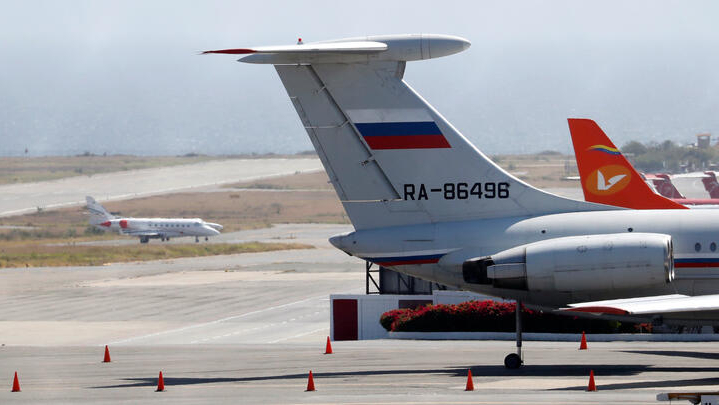 South Korean fighters fire hundreds of warning shots at Russian