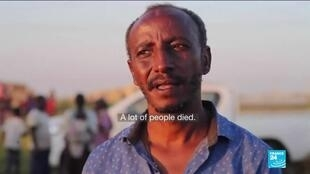 2020-11-16 17:05 Over 25,300 fleeing Ethiopia fighting have reached Sudan
