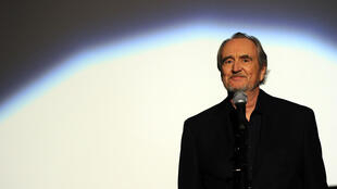 Wes Craven pictured in April 2011 in Hollywood, California.