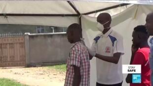 2020-05-15 12:12 Burundi expels WHO team ahead of presidential poll despite Covid-19 pandemic