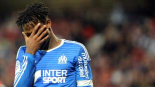 Michy Batshuayi sera le seul attaquant de formation de l'Olympique de Marseille. Ses dirigeants ont échoué à lui trouver une doublure.