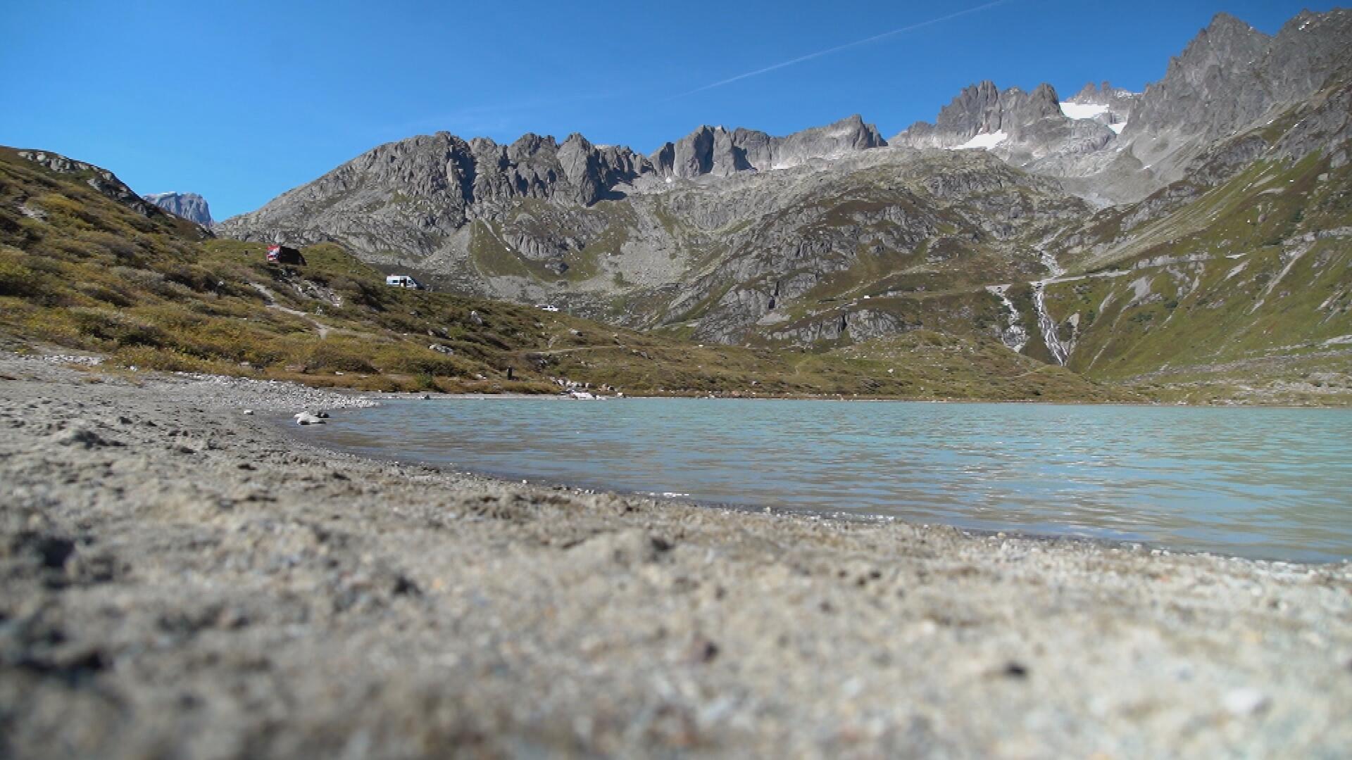 Glaciers : sauve qui peut