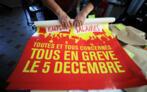 Grève du 5 décembre : SNCF et RATP annoncent des perturbations importantes