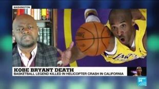 2020-01-27 13:41 Kobe Bryant death: basketball legend killed in helicopter crash