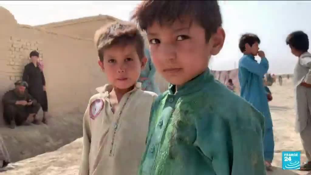 """2021-08-20 15:08 En Afghanistan, """"une personne sur trois"""" en insécurité alimentaire, avertit le PAM"""