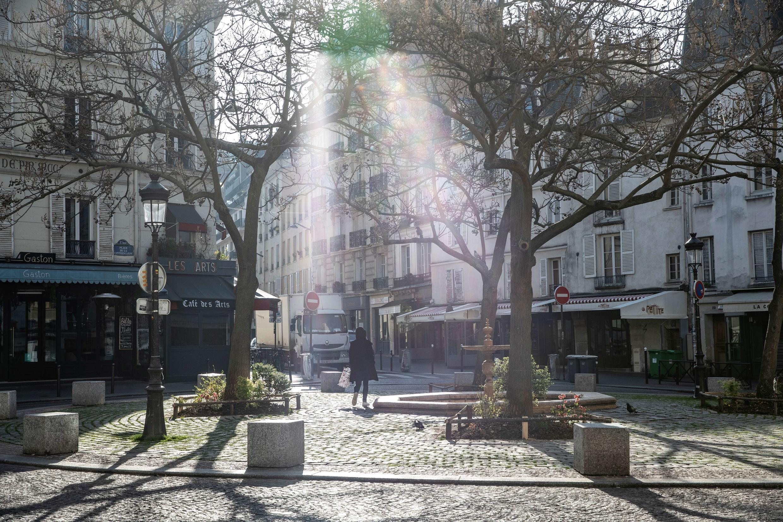 """Emily in Paris"" shows a sanitized view of Paris."