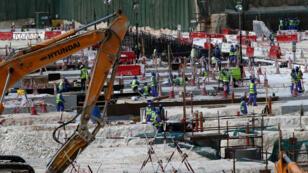 """Le syndicat mondial des footballeurs professionnels s'insurge contre les conditions """"horribles"""" des chantiers qataris"""