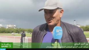 نور الدين قريشي كان لاعبا في منتخب الجزائر خلال مونديال 1982 بإسبانيا و1986 بالمكسيك