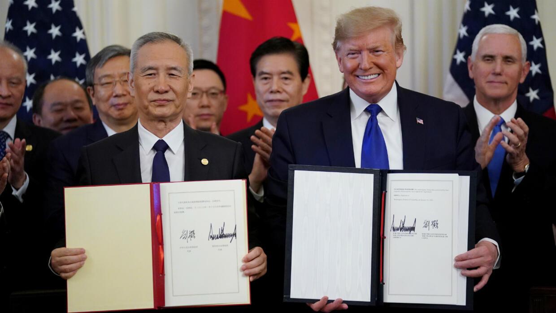 Resultado de imagen para china eeuu acuerdo
