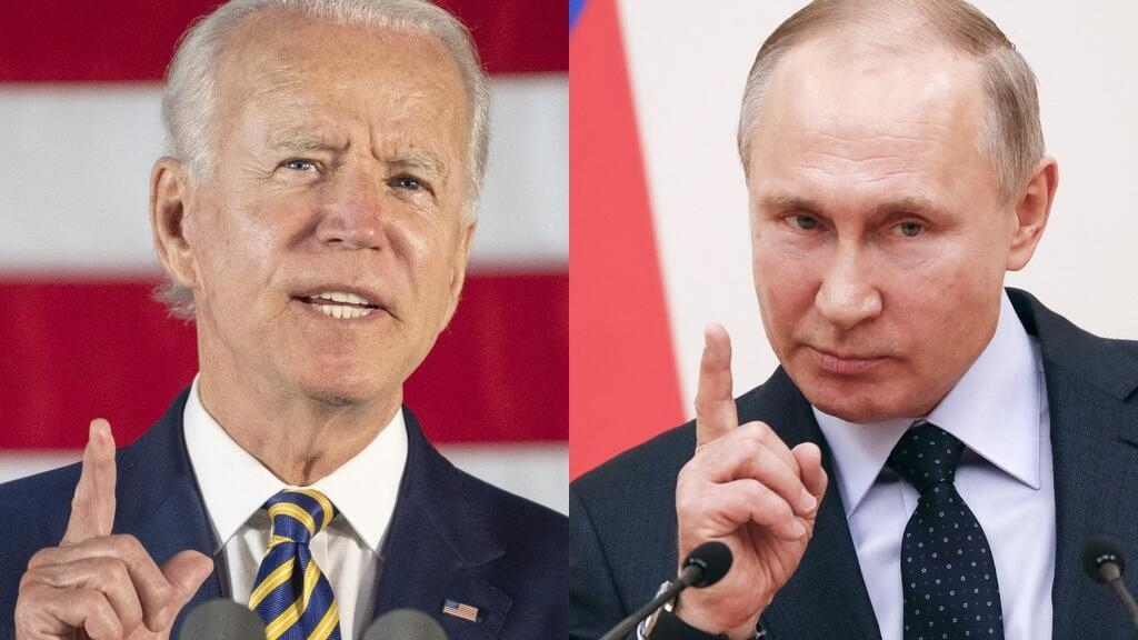 Joe Biden, un habitué des formules cinglantes envers la Russie