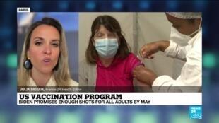 2021-03-03 17:10 Coronavirus pandemic: EU to propose vaccine 'green pass'
