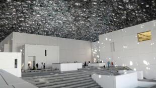 El Louvre Abu Dhabi fue construido por el arquitecto estrella Jean Nouvel