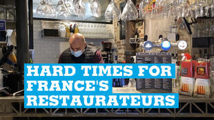 French restaurants are set to stay closed other than for take-aways and deliveries until mid-February.