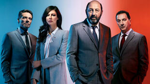 "The third season of hit French TV series ""Le Baron Noir"" shares many similarities with Emmanuel Macron's presidency."