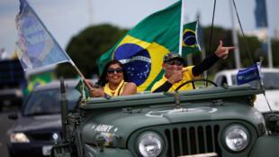 Pese a su amplio historial de declaraciones polémicas, Bolsonaro ha conseguido que su discurso cuaje en el electorado.