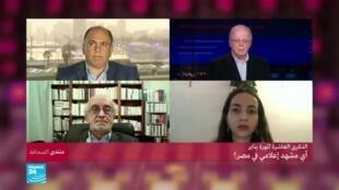 الذكرى العاشرة لثورة يناير: أي مشهد إعلامي في مصر؟