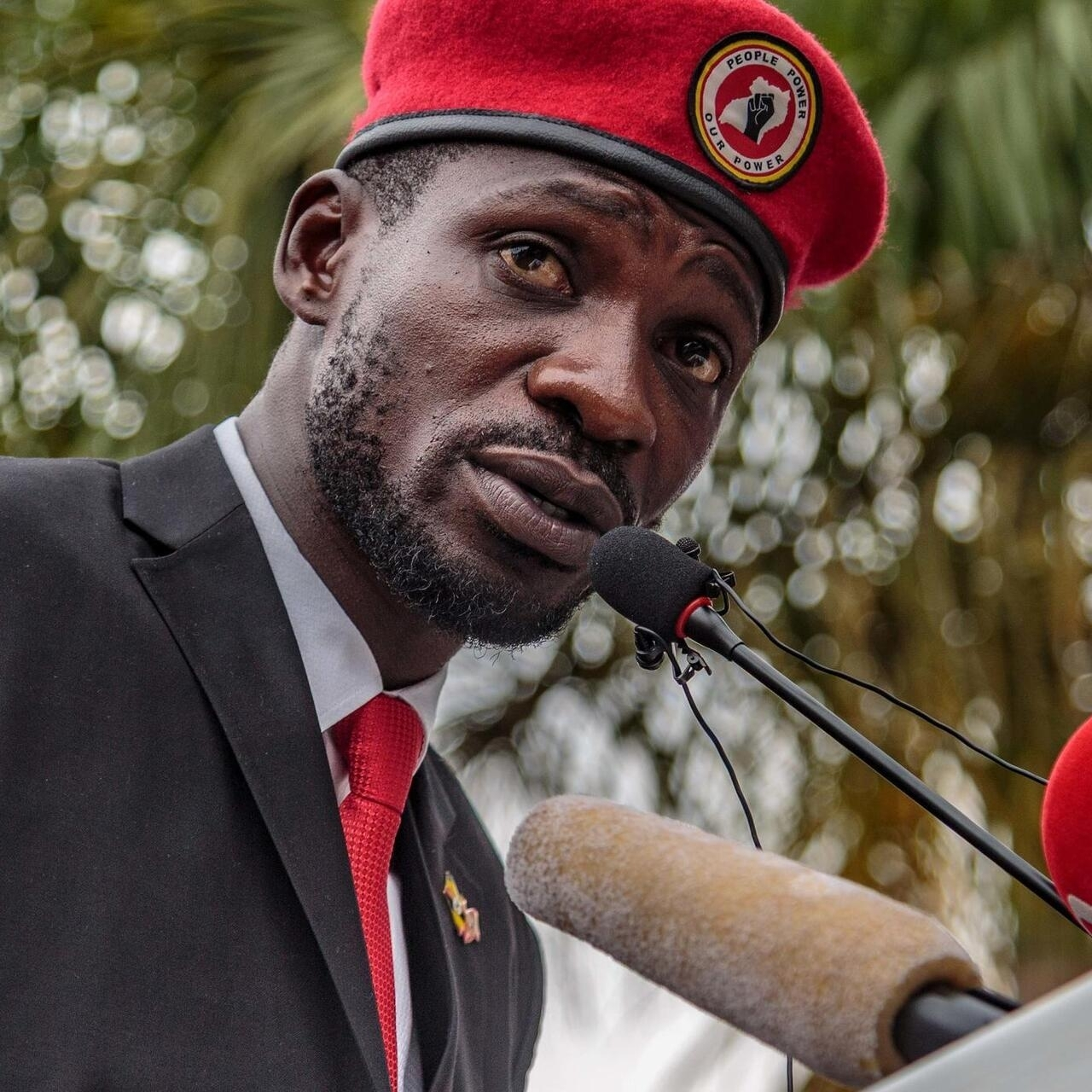 Bobi Wine wants to kick Sevo out of power