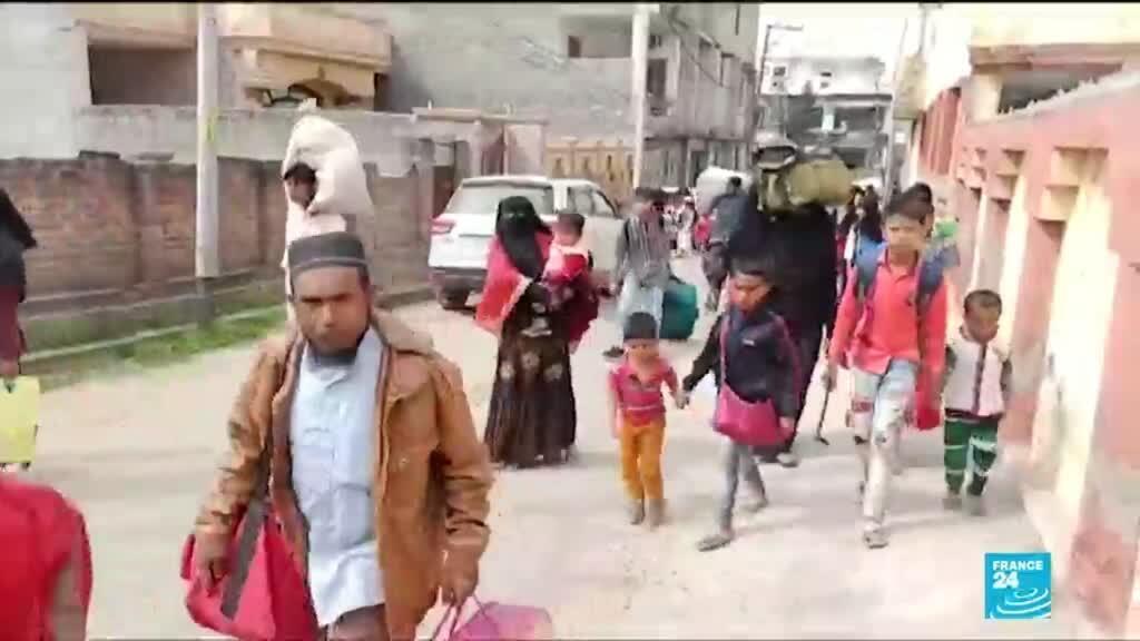 2021-03-08 13:09 Rohingyas détenus en Inde : au moins 168 personnes vont être expulsées vers la Birmanie