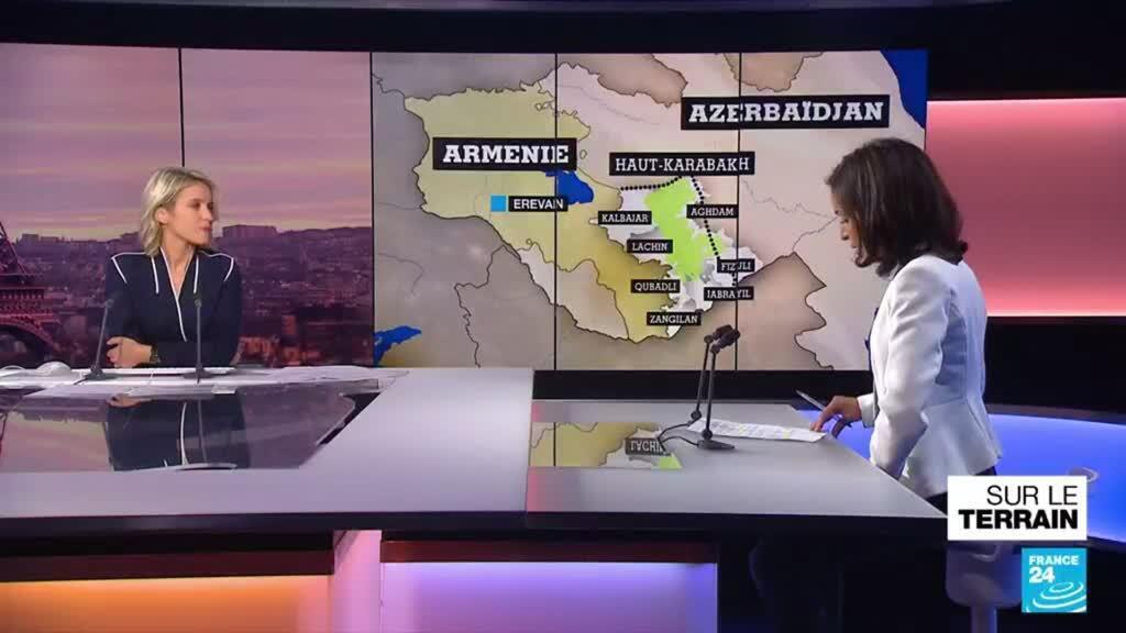 """2021-07-01 09:44 L'Arménie, un pays """"désuni"""" et """"polarisé"""" sur fond de défaite militaire"""