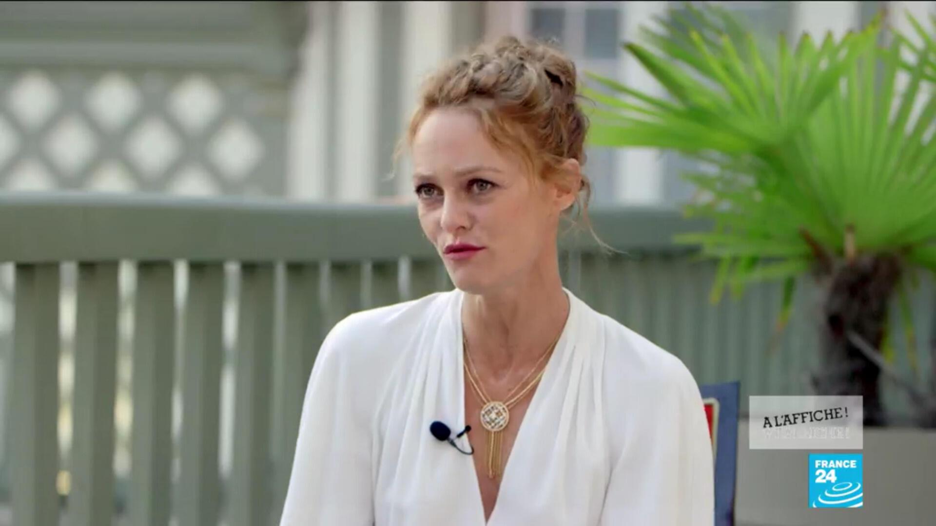 Vanessa Paradis, présidente du jury du 46e Festival du cinéma américain de Deauville 2020
