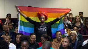 À la Haute Cour du Botswana, le 11 juin 2019.