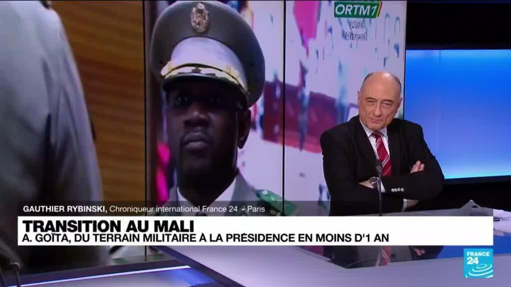 2021-06-07 15:04 Transition au Mali : le nouveau président de la transition, Assimi Goïta, est-il totalement isolé ?