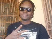Sidy Soumaoro, aka Ramses, is a member of Tata Pound, Mali's leading hip-hop group. (Photo: L. Jacinto)