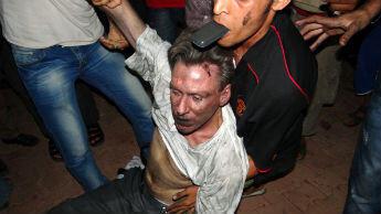 L'ambassadeur J. Christopher Stevens, tué dans une attaque.