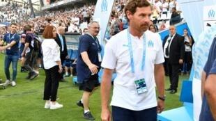 Villas-Boas endured a miserable start to life as Marseille coach