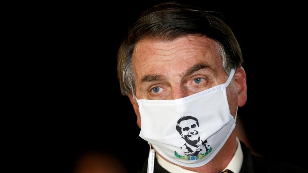 البرازيل: الرئيس جايير بولسونارو يعلن إصابته بفيروس كورونا