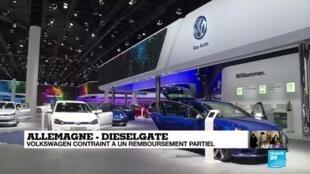 2020-05-25 13:09 Dieselgate : Volkswagen contraint à un remboursement partiel
