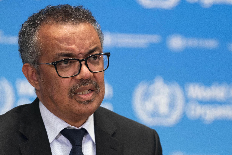 El jefe de la Organización Mundial de la Salud, Tedros Adhanom Ghebreyesus, se dirigió a un foro virtual de salud organizado por Dubai, advirtiendo que la nueva pandemia de coronavirus todavía se está acelerando.