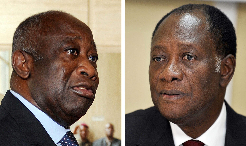 Côte d'Ivoire: le Président Ouattara reçoit Laurent Gbagbo 10 ans après la crise postélectorale
