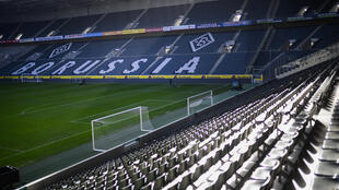 Borussia Park are fourth in the Bundesliga, six points behind leaders Bayern Munich with 11 games to play