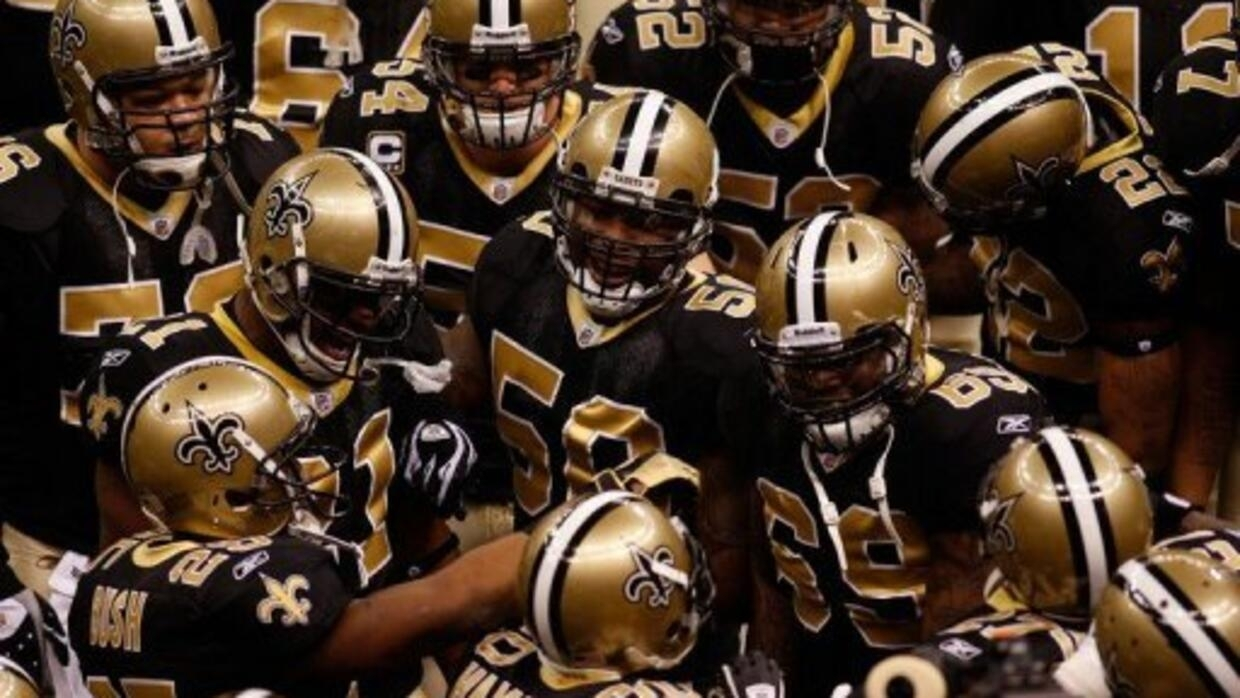 Indianapolis Colts Favoured Against New Orleans Saints In
