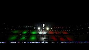 Le Juventus Stadium, le 1er août 2020 à Turin