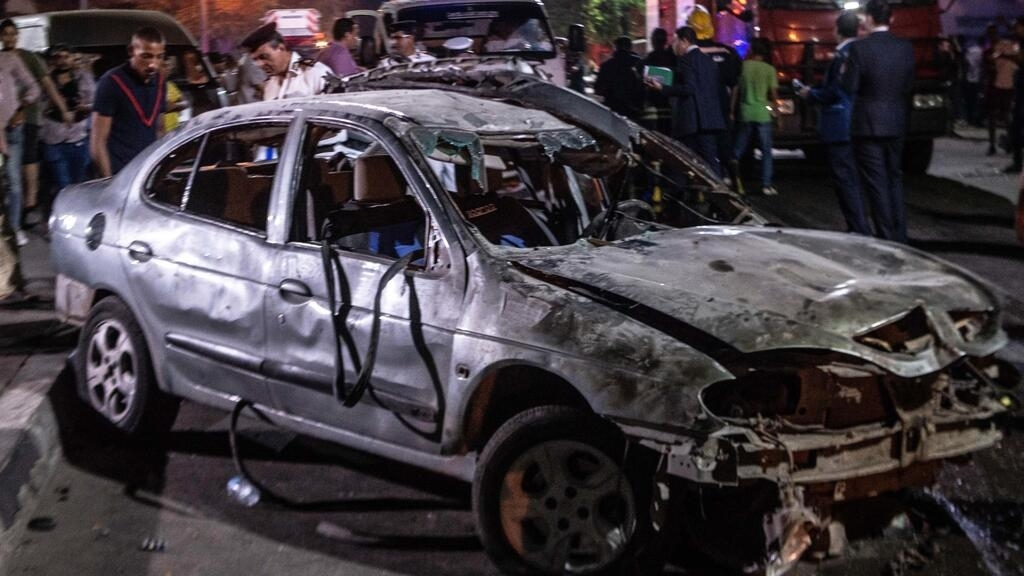 Egyptian security forces kill 17 'terrorists' suspected in Cairo car blast: interior ministry