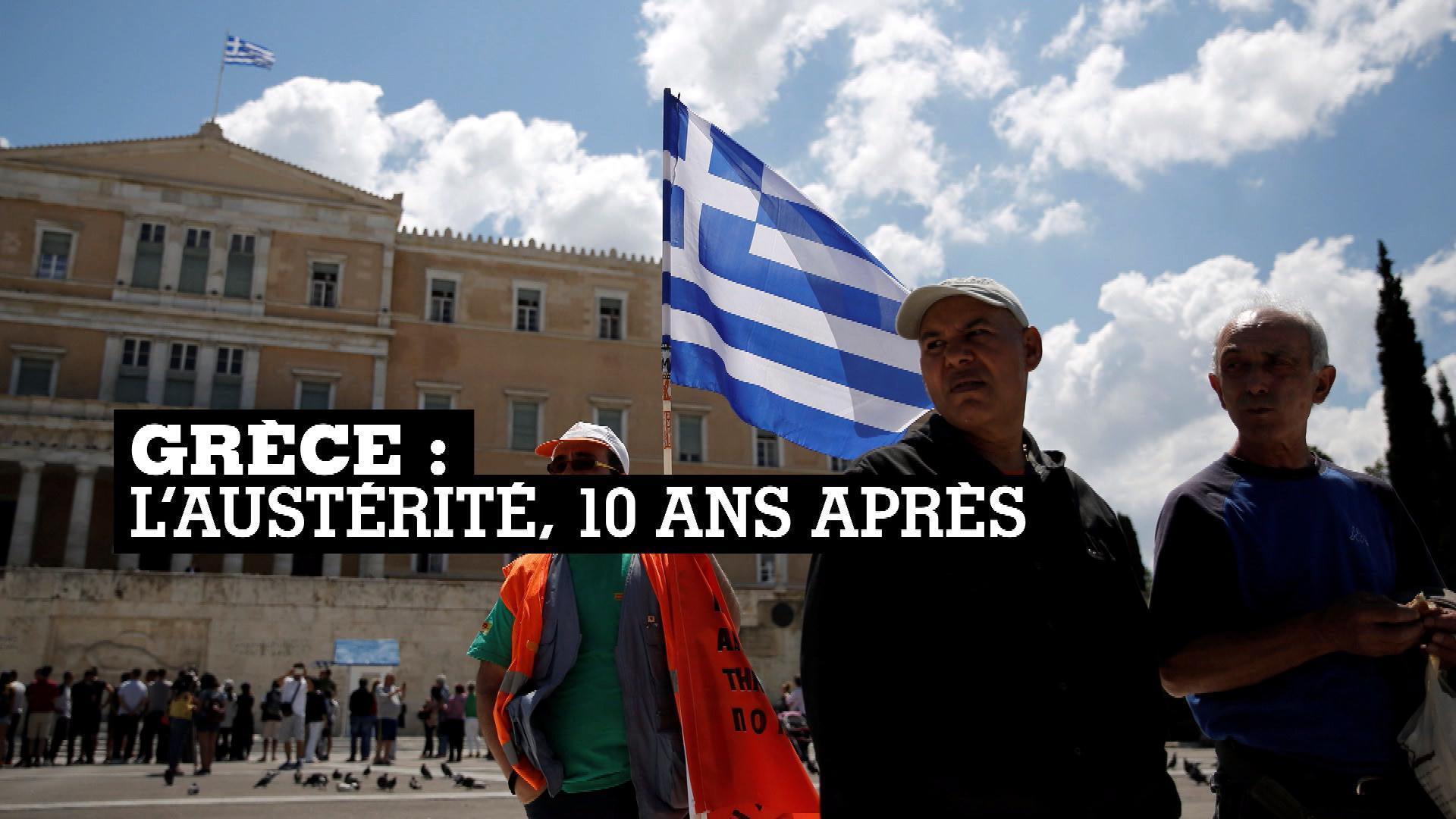 Grèce austérité