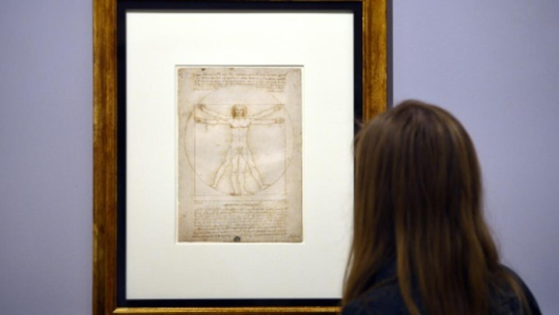 Italian court rejects bid to halt loan of da Vinci work to Louvre