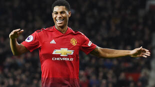 Marcus Rashford successfully campaigned for children to receive free meals during the summer holidays