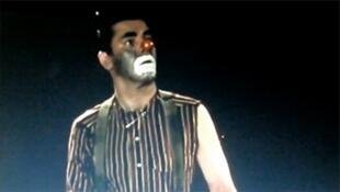 """Jerry Lewis tourna, en 1971, """"Le jour où le clown pleura"""", un mélo sur l'Holocauste."""