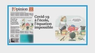 Fermeture des écoles: la fin de l'exception française?