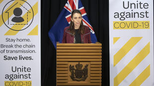 New Zealand's Prime Minister Jacinda Ardern said she had only considered the election 'in passing' as she deals with the COVID-19 crisis