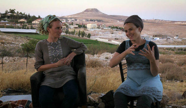 Amos Gitai finds hope in these Jewish settlers who survived a knife attack but want to reach out to neighbouring Arab villages.