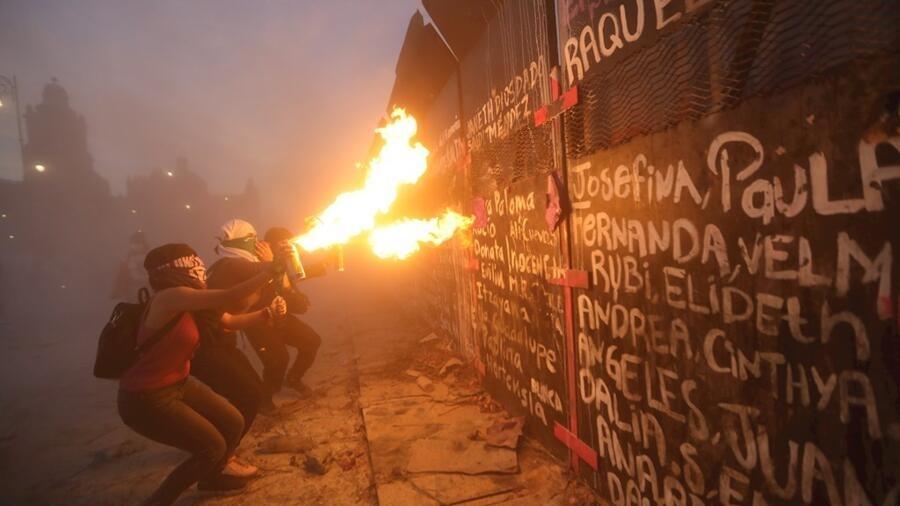 8M: las calles de América Latina se llenan de mujeres que luchan por sus  derechos