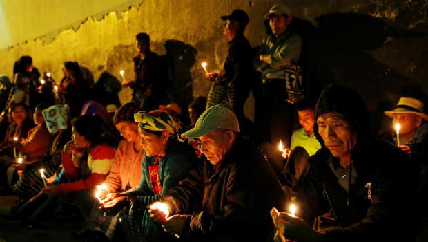 Comunidad indígena maya ixil espera la decisión en el caso Rodríguez Sánchez