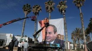 معبر رفح في الأول من نوفمبر 2017 عند تسليمه من قبل حماس إلى السلطة الفلسطينية