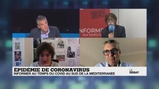 Le Débat de France 24 - vendredi 2 octobre 2020